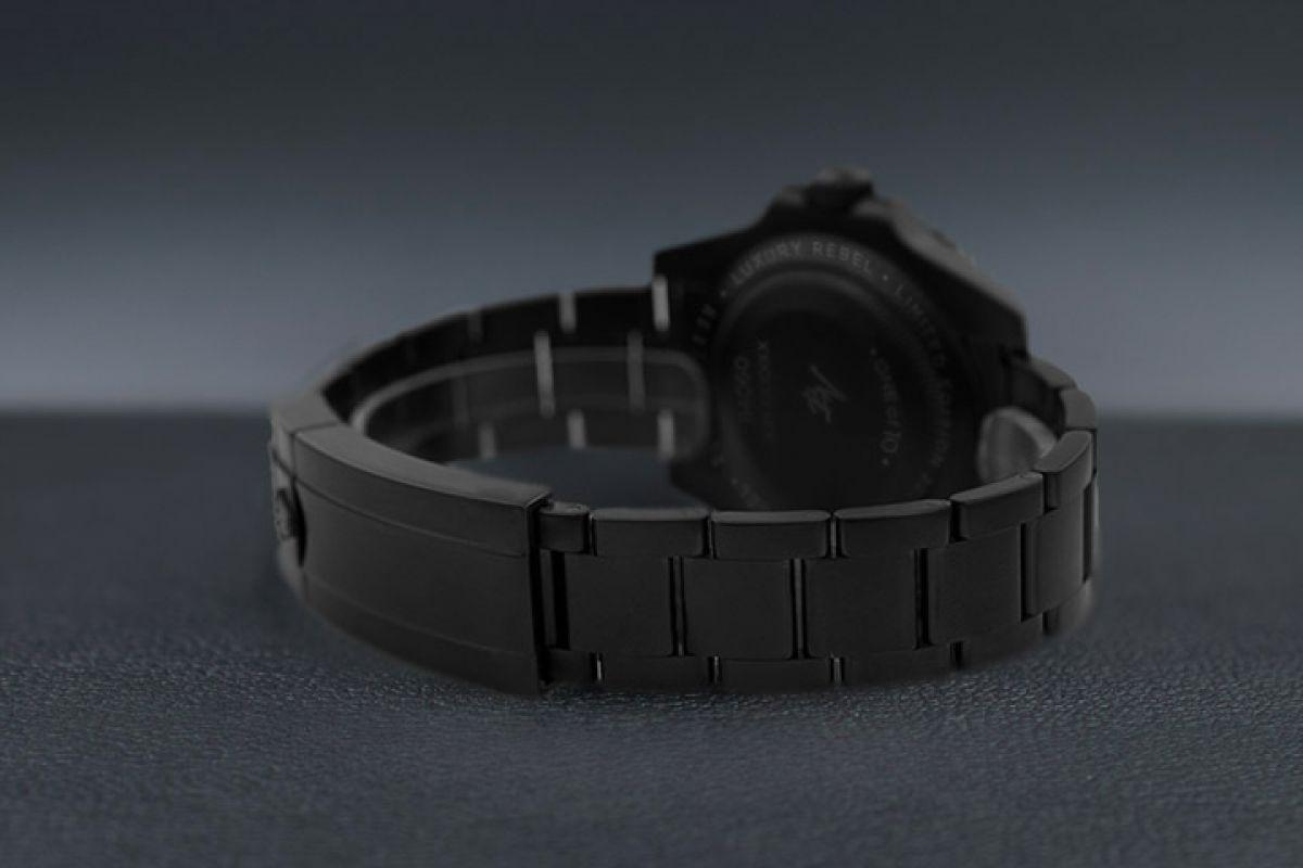 Rolex  5514 Comex Remake - Limited Edition /10 Black Venom Dlc - Pvd