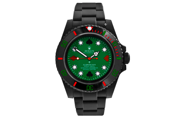 Poker - Limited Edition /10 Black Venom Dlc - Pvd