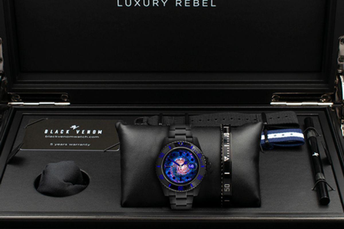 Rolex  Interstellar - Limited Edition  /10 Black Venom Dlc - Pvd