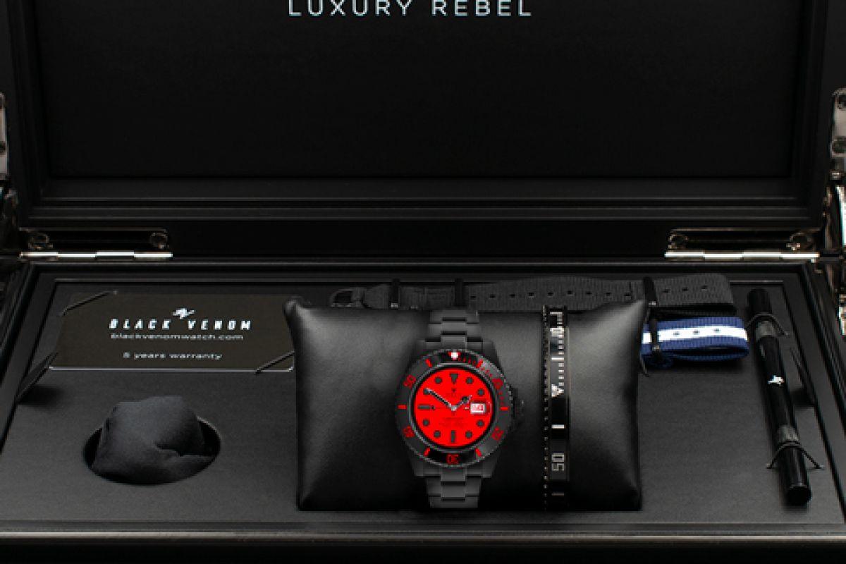 Rolex  Fumè - Limited Edition /10 Black Venom Dlc - Pvd