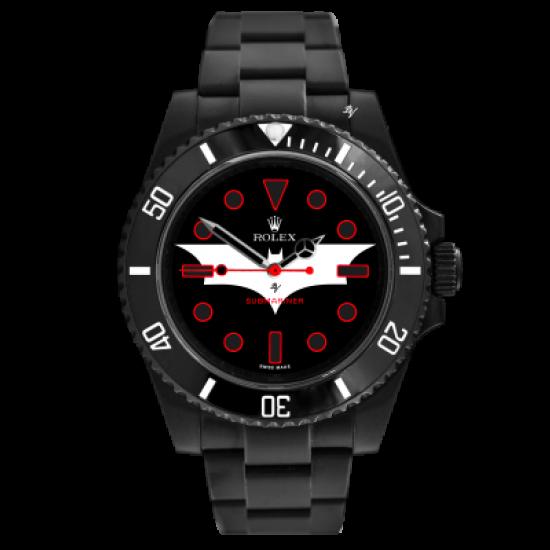 Rolex  Dark Knight - Limited Edition /10 Black Venom Dlc - Pvd