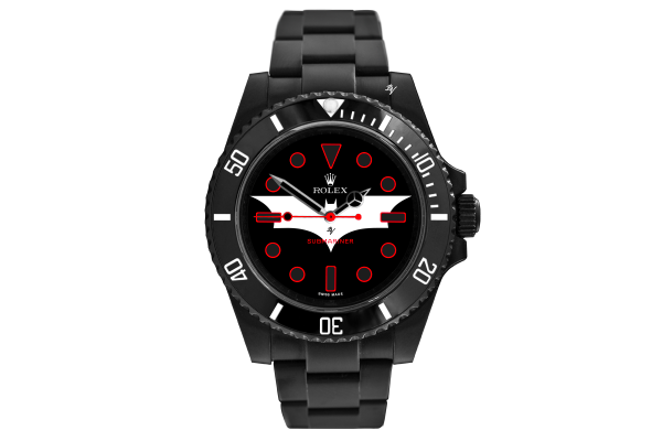 Dark Knight - Limited Edition /10 Black Venom Dlc - Pvd