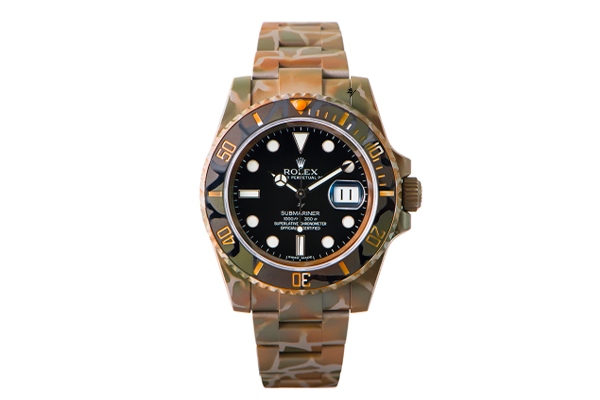 SUBMARINER 116610 N.O.C CAMOUFLAGE - Limited Edition /10