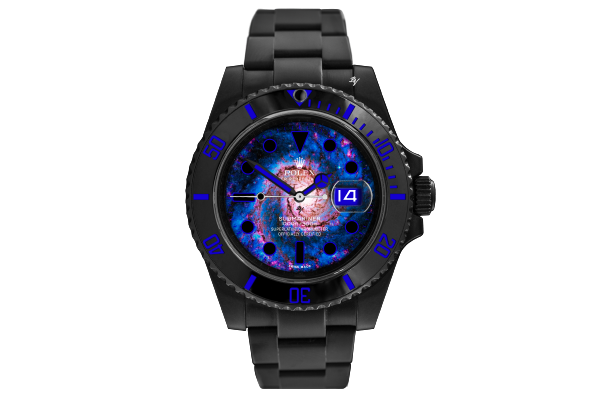 Interstellar - Limited Edition  /10 Black Venom Dlc - Pvd