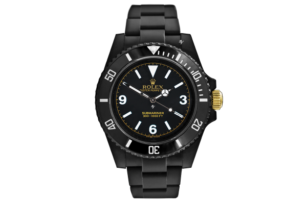 James Bond - Limited Edition /10 Black Venom Dlc - Pvd
