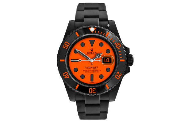 Orange - Limited Edition /10 Black Venom Dlc - Pvd