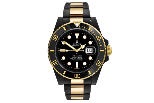 Black & Gold - Limited Edition /35 Black Venom Dlc - Pvd