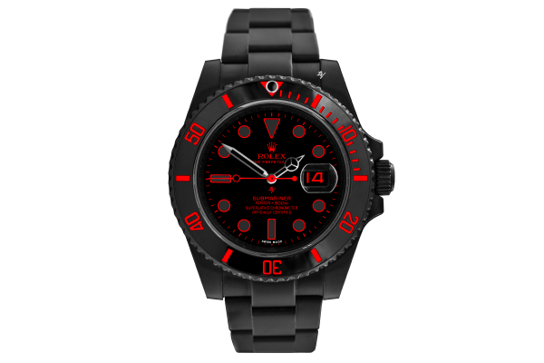 116610  - Limited Edition /10 Black Venom Dlc - Pvd