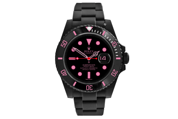 Pink Lady - Limited Edition /10 Black Venom Dlc - Pvd