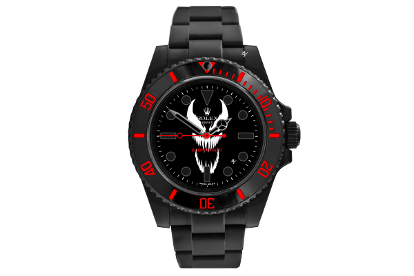 Symbiote - Limited Edition /10 Black Venom Dlc - Pvd