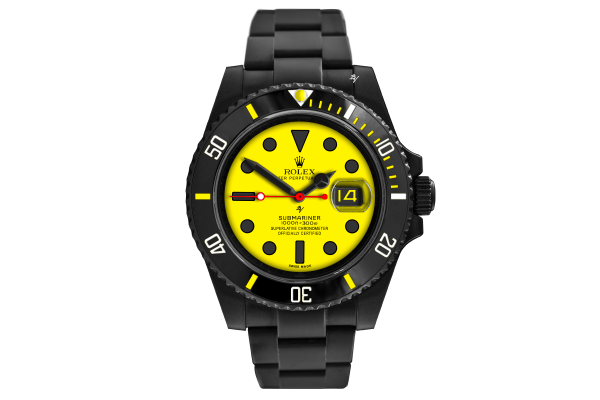 Yellow - Limited Edition /10 Black Venom Dlc - Pvd