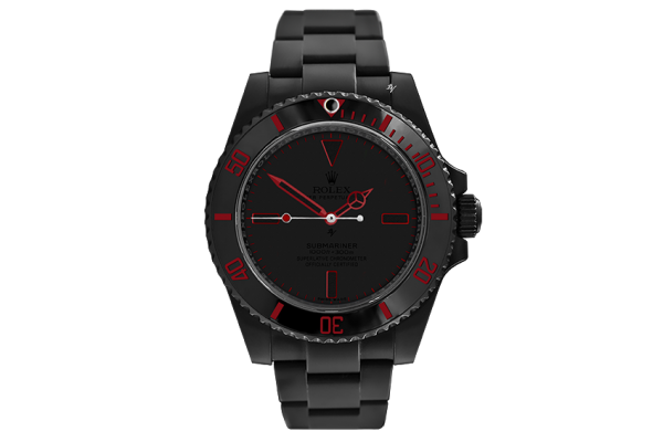 Little Red - Limited Edition /10 Black Venom Dlc - Pvd