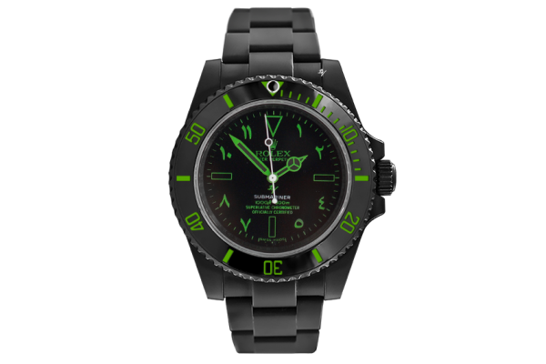Green Arab - Limited Edition /10 Black Venom Dlc - Pvd