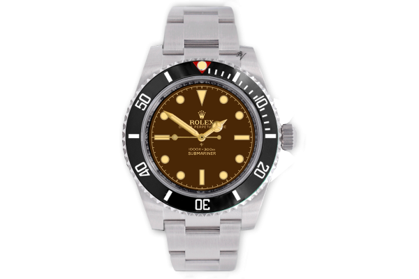 Rolex JAMES BOND MK1 Limited edition /5 - Black Venom custom
