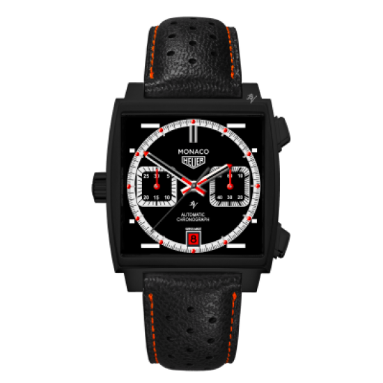 Tag Heuer Calibre 11 automatico  Limited Edition /10  Black Venom Dlc - Pvd