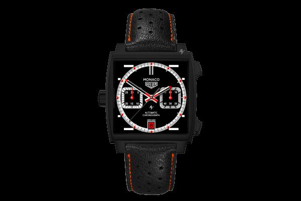 Calibre 11 automatico  Limited Edition /10  Black Venom Dlc - Pvd