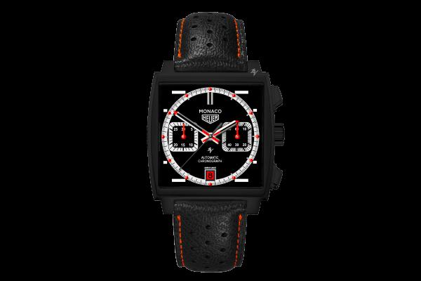 Calibre 12 automatico Limited Edition /10 Black Venom Dlc - Pvd