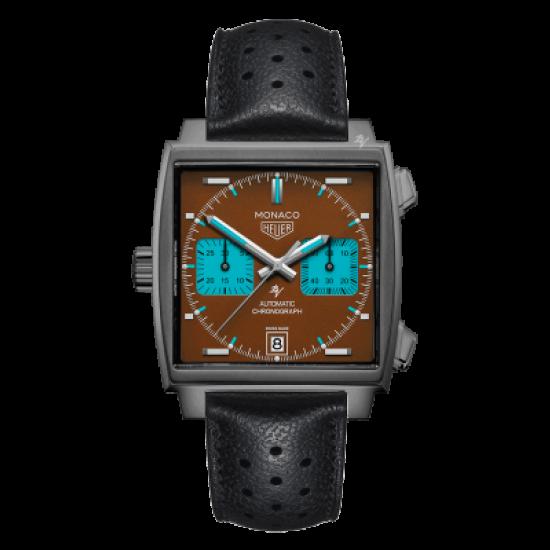Tag Heuer Calibre 11 automatico - DLC Grigio - Limited Edition /5