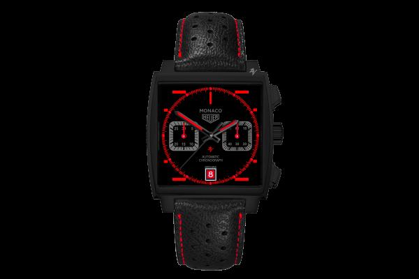 Calibre 12 automatico Red Taste - Limited Edition /10  Black Venom Dlc - Pvd