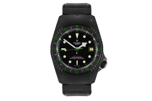 Black Bay P01 - Dark Apache - Limited Edition