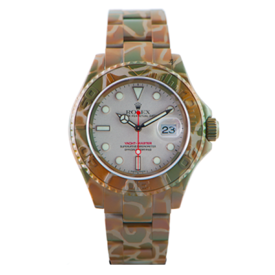 Rolex Yacht-Master 16622 N.O.C CAMOUFLAGE - Limited Edition /10