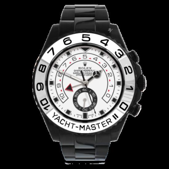 Rolex Yacht-Master II  Limited Edition /10 Black Venom Dlc - Pvd