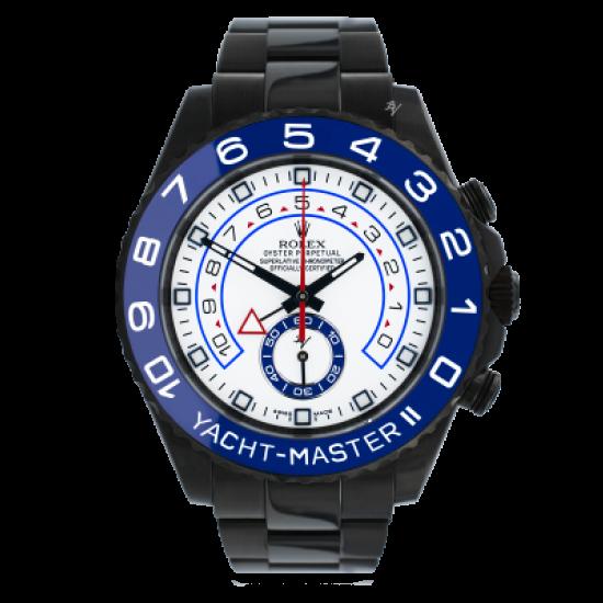 Rolex Yacht-Master II  Limited Edition /35 Black Venom Dlc - Pvd