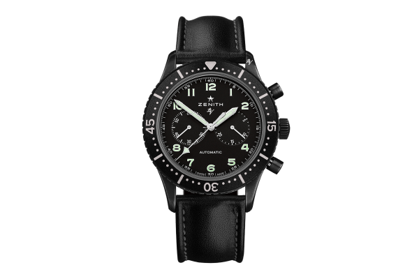 Pilot Chrono - Limited Edition /10 Black Venom Dlc - Pvd